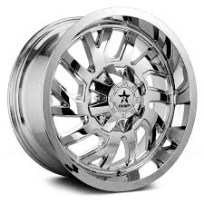 Set Of 4 20x10 RBP 65R Glock Wheels Chrome Chevy Ford 6 Lug Truck ... 22 Escalade Style Wheels Black Chrome Insert Set Of 4 Rims Fit Fuel Vapor D560 Matte Custom Truck Truck Wheels Opinions Silver Or Rims Dodge Cummins Kmc Km704 District Pvd Tanay By Rhino Katavi Fuel D260 Maverick 2pc Cast Center With Face Single For Gmc Pondora Cleaver D573 1pc Chrome Ram 1500 17 Wheel Skins Hub Caps 5 Spoke Alloy