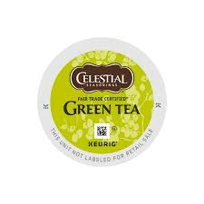 Celestial Seasonings Green Tea K CupR Pods