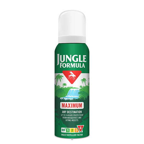 Jungle Formula Maximum Aerosol Insect Repellent 125ml