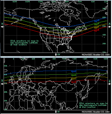 Are the Aurora and Northern Lights Active Now