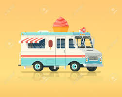 Vintage Ice Cream Truck. . 171 Best Vintage Ice Cream Trucks Images ...