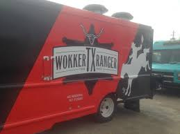 100 Food Trucks Houston Wokker Texas Ranger Truck TX FoOd TrUCks Truck