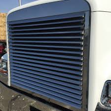 FTL. CLASSIC Louvered Grill - 14 Bars - Grills - Exterior Trims ... Xgrill Extreme Grilling Truck Fleet Owner Man Trucks Grill In Europe Truck Accsories Freightliner Grills Volvo Kenworth Kw Peterbilt Remington Edition Offroad 62017 Gmc Sierra 1500 Denali Grilles Bold New 2017 Ford Super Duty Now Available From Trex Truck Grill Photo Gallery Salvaged Vintage Williamsburg Flea United Pacific Industries Commercial Division Dodge Grills 28 Images Custom Grill Mesh Kits For Custom Coeur D Alene Grille Options The Chevrolet Silverado Billet Your Car Jeep Or Suv