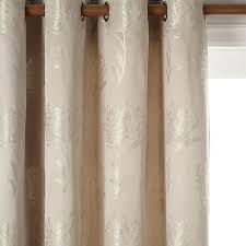 Thermal Lined Curtains Australia by Ready Made Curtains U0026 Voiles John Lewis