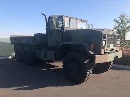 1989 Used BMY M931A2 Army Truck 5 Ton 6x6 At CNC Motors Inc. Serving ...