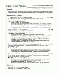 Free Resume Templates With Bullet Points Freeresumetemplates