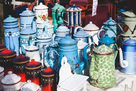 teapots porte de vanves flea market general other