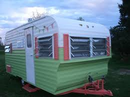 104 Restored Travel Trailers Lucy The 1961 Trailblazer Fully We Don T Want To Part With Lucy But We Live In Hous Camping Trailer For Sale Vintage Camper Vintage