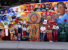 Chicano Park Murals Map by New Civil Rights Monuments Across The U S Mapped