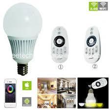 china smart led home lighting product ww cw wifi remote 5w