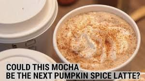Pumpkin Spice Latte Dunkin Donuts Ingredients by Starbucks Hopes This New Mocha Will Be The Next Pumpkin Spice