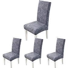 arnty stuhlhussen 4er 6er set stretch stuhl bezug esszimmer universal moderne elastische hussen für stühle für esszimmer hotel restaurant deko