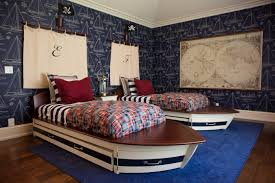Nautical Style Living Room Furniture by Best Nautical Themed Bedrooms Contemporary Decorating Design