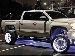 Oracle LED Illuminated Wheel Rings RealTruck