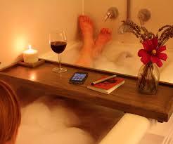 Taymor Teak Bathtub Caddy by Bronze Bathtub Caddy Amazing Always Chasing Life Diy Rustic Bath