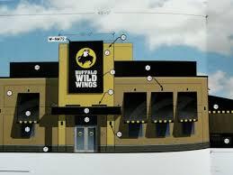 Olive Garden Buffalo Wild Wings Eye County Line Road Location
