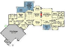 One Level House Floor Plans Colors Best 25 Single Level Floor Plans Ideas On Pinterest House Floor