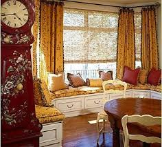 French Country Kitchen Curtains Ideas by Lovely French Country Kitchen Curtains Home Round On Find Your