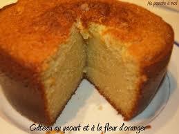 dessert au yaourt nature gâteau au yaourt nature cuisine de chez nous