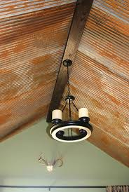 Ceiling Material For Garage by Roof Corrugated Tin Ceiling Wonderful Garage Roof Panels Barn