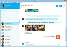 skype nouvelle version pour windows bureau et mac en preview
