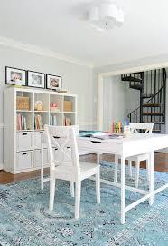 Easy Makeover A Hardworking Homework Room