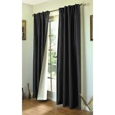 Eclipse Thermapanel Room Darkening Curtain by Tab Top Room Darkening Curtains White Home Design And Decoration