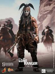 lone ranger tonto kemosabe 1 6 toys the lone ranger tonto collectible figure johnny depp