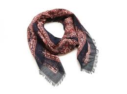 women u0027s anette paisley scarf made of modal women u0027s clothing and