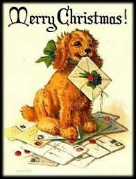 Images Of Vintage Christmas Postcards