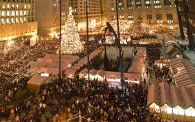 Christmas Tree Types In California by America U0027s Best Christmas Markets Travel Leisure