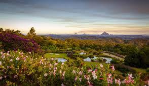 100 Maleny House Botanic Gardens Wootha Australia View Of The