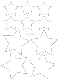 Mario Pumpkin Template Free by 100 Printable Star Template Amazing Free Printable Star