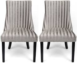 Shankar Balmoral Mink Velvet Stripe Studded Accent Dining Chair (Pair) Black Accent Chairs Living Room Cranberry And With Arms Home Fniture White Chair For Elegant Design Ideas How To Choose An 8 Steps With Pictures Wikihow Charming Your Grey Striped Creative Accent Chairs Black Midcentralinfo Blackwhite Sebastian Contemporary Chrome Sets Cheapest Small Master Hickory Modern Armchair Real Wood Frame Silver Ainsley Stripe Cheap Leather Tags