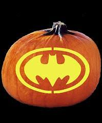 Free Ninja Turtle Pumpkin Carving Template by Bat Signal Pumpkin Batman Pumpkin Carving Patterns Crafty