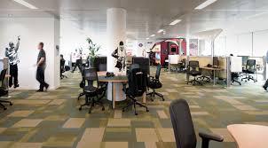 100 Morgan Lovell London Office Design For Splunk Named Coolest Office In The UK