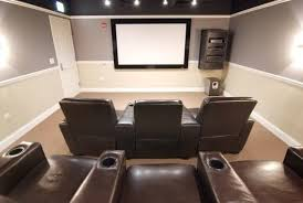 House remodeling for Media room as mini home theater