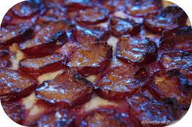 dessert aux pruneaux facile tarte aux prunes à ma façon au four au clavier et en vadrouille