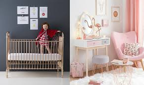 Rose Gold Girls Bedroom 2018 Room Design