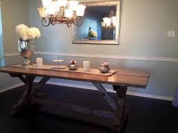 Dining Room Farmhouse Rustic Table Craigslist 375