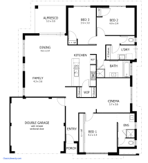 4 Bedroom House Plans Home Designs Celebration Traintoball
