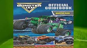 P.D.F] Monster Jam Official Guidebook By Kiel Phegley - Video ...