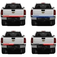 100 Light Bar Truck Bolaxin Waterproof 60 Red White Tailgate LED Strip