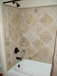 shower surrounds that look like tile your standard hall shower