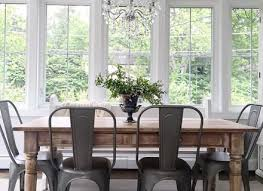 Chair Modern Kitchen Chairs Vintage Farmhouse Dining Room