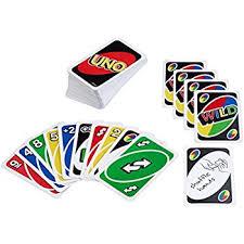 Uno Decks by Amazon Com Uno Card Game Toys U0026 Games
