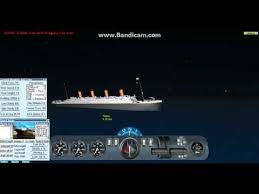 Titanic Sinking Simulator Escape Mode by Virtual Sailor Rms Titanic Sinking By The Stern Youtube