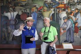 Coit Tower Murals Book by Restored Coit Tower Opens In Top Condition Sfgate