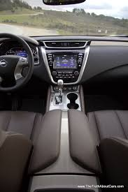 2015 Nissan Murano Interior Center Console CR2 001 The Truth