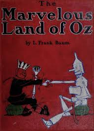 100 Whatever You Think Think The Opposite Ebook Marvelous Land Of Oz By L Frank Baum
